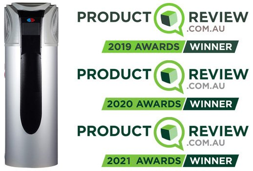 Evoheat Product Review Award Winner 2021